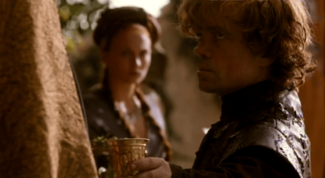 Tyrion Lannister Game Of Thrones The Purple Wedding (Picture: HBO)