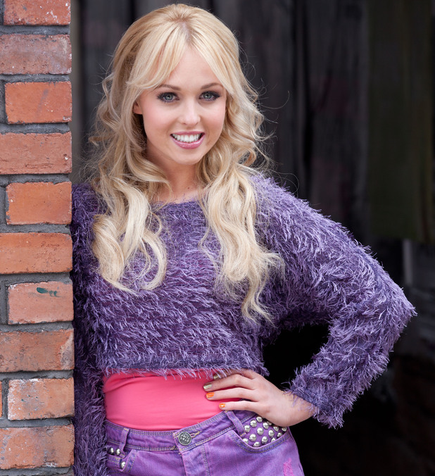 Jorgie Porter is set to make a reurn as jailbird Theresa McQueen (Picture: Lime Pictures)