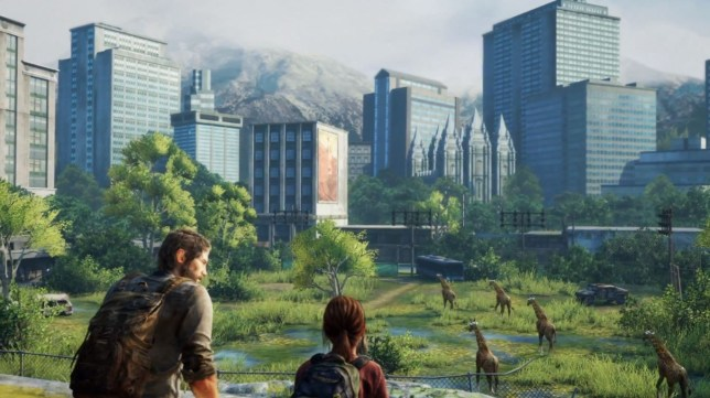 The Last Of Us Remastered - higher res emotions