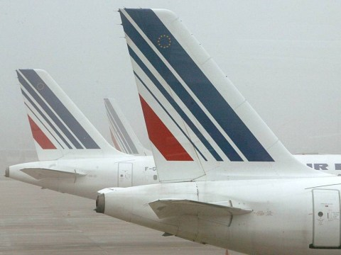 Prostitutes 'made £6m for Air France sex traffickers'