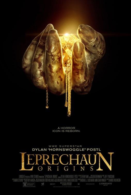 Sorry folks, Leprechaun: Origins is happening (Picture: impawards.com)