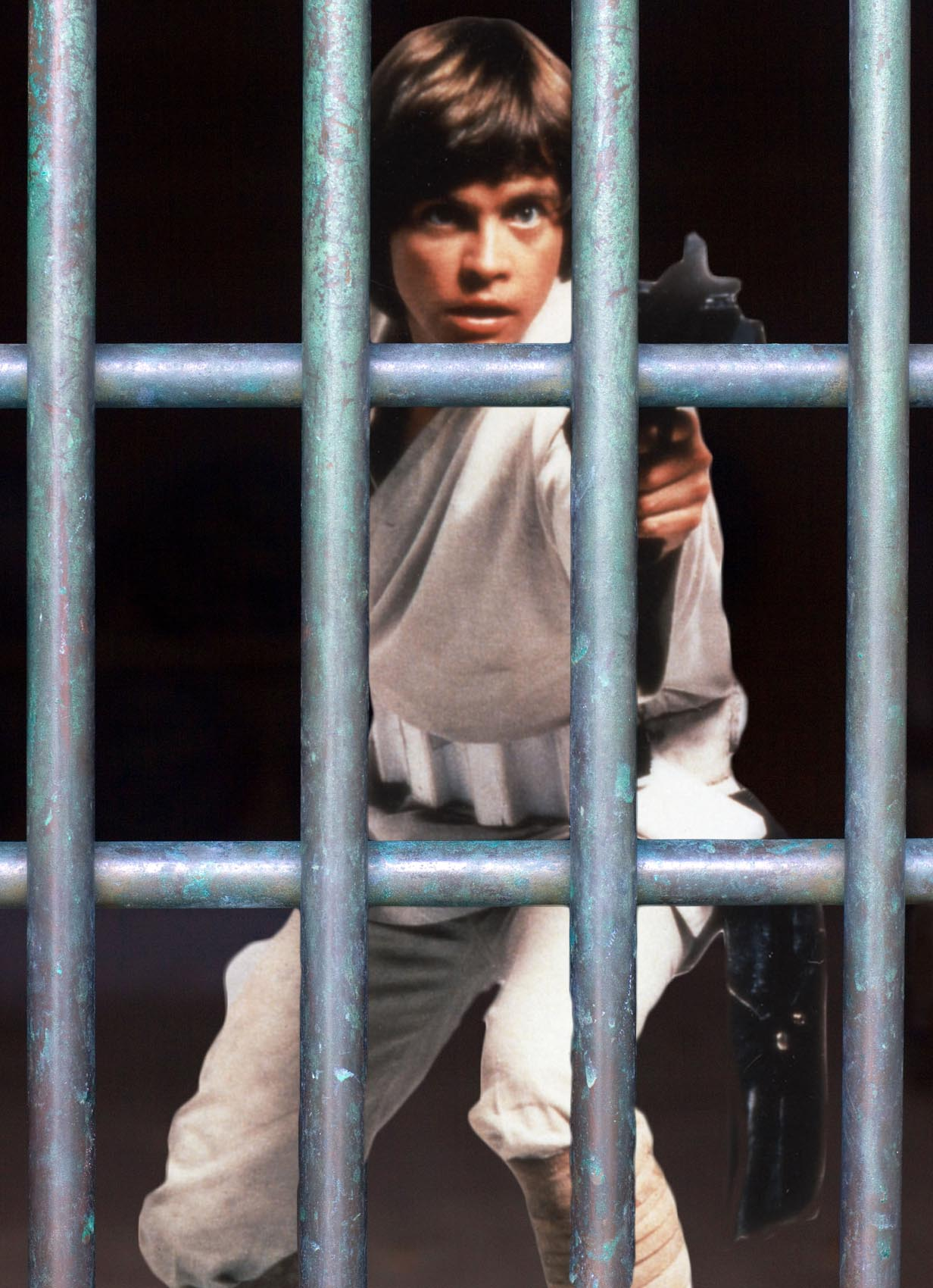 Jedi jailbirds to sue prison service for not recognising their faith