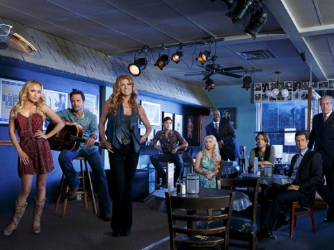 Hey y'all! The cast of TV series Nashville are touring