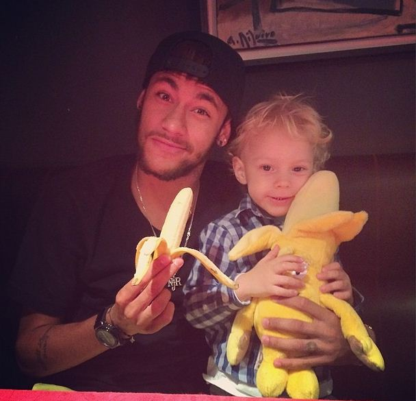 Anti-racism banana campaign was PLANNED by Neymar, Dani Alves and marketing firm