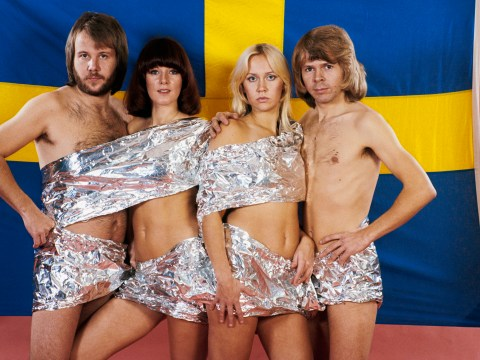 Happy Birthday Abba! As band mark 40th anniversary, here are seven photos including some previously unseen ones
