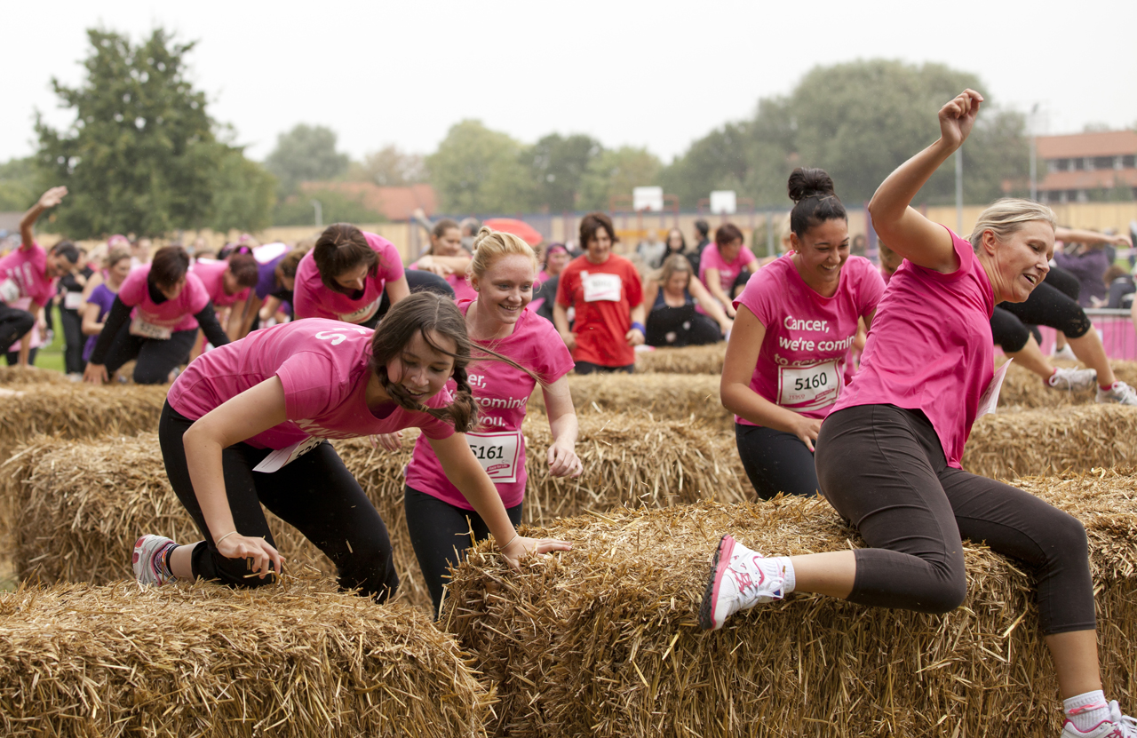 Race for Life: Why metabolic conditioning is the best form of training for any event