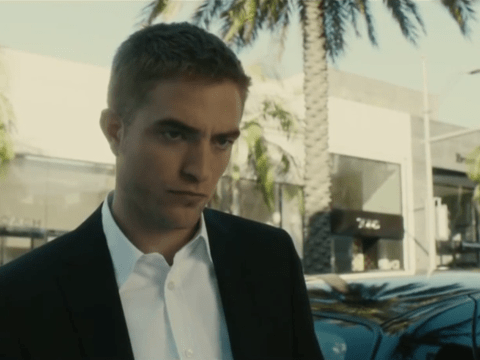 Calling all Robert Pattinson fans: His Maps To The Stars trailer has landed (and he looks HOT)