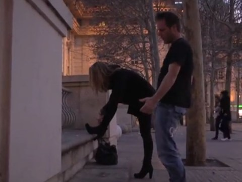 Internet prankster Rémi Gaillard sparks outrage with video of 'free sex' with unsuspecting women