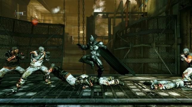 Batman Arkham Origins Blackgate Deluxe Edition Review
