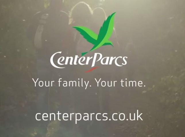 Center Parcs TV advert banned by advertising watchdog