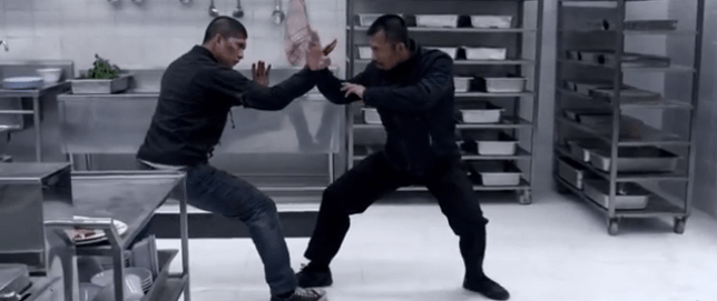 The Raid 2 features plenty of dazzling fight scenes (Picture: Entertainment One)