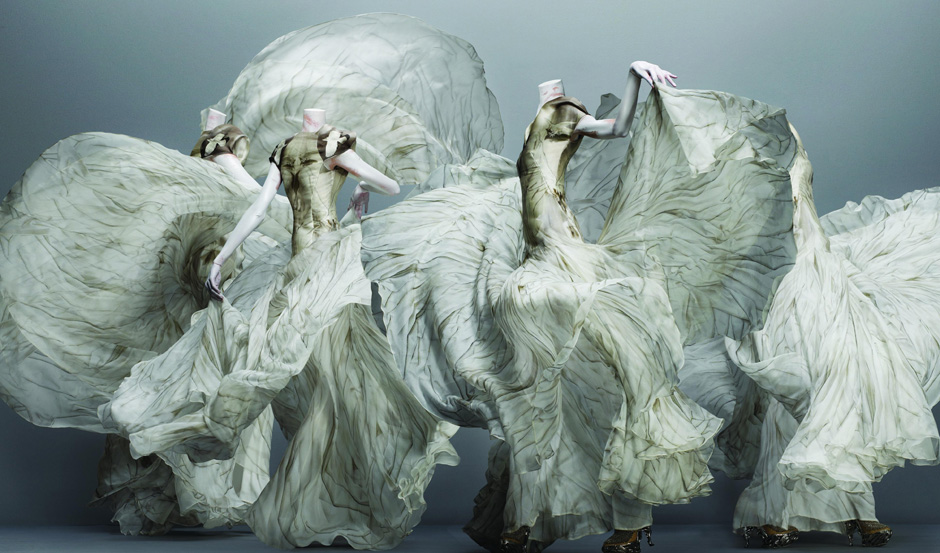 Get your ticket for this must-see Alexander McQueen retrospective before they sell out (Picture: V&A)