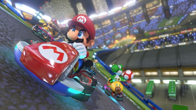 Mario Kart 8 (Wii U) - karting has never looked this good before