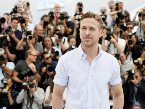 Cannes Film Festival 2014: Ryan Gosling touches down in Cannes for Lost River photocall