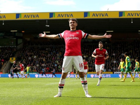 Why Arsene Wenger must make Aaron Ramsey Arsenal's club captain this summer