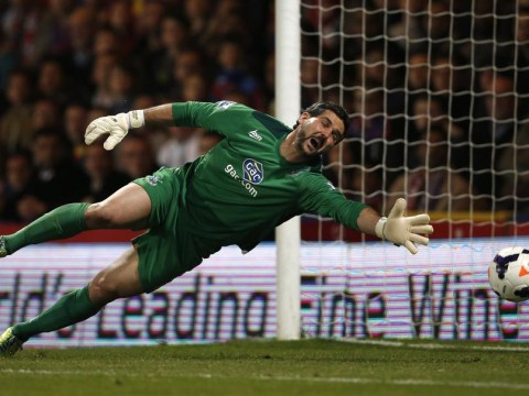 Out of contract Julian Speroni was Crystal Palace's stand-out player of the season, but how do the others fare in comparison?