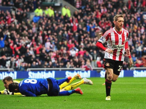 Emanuele Giaccherini's Italy World Cup snub sparks speculation over Sunderland future