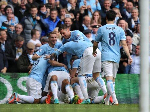 Manuel Pellegrini and Manchester City finish the job to be crowned Premier League champions