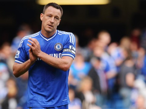 John Terry signs one-year contract extension with Chelsea