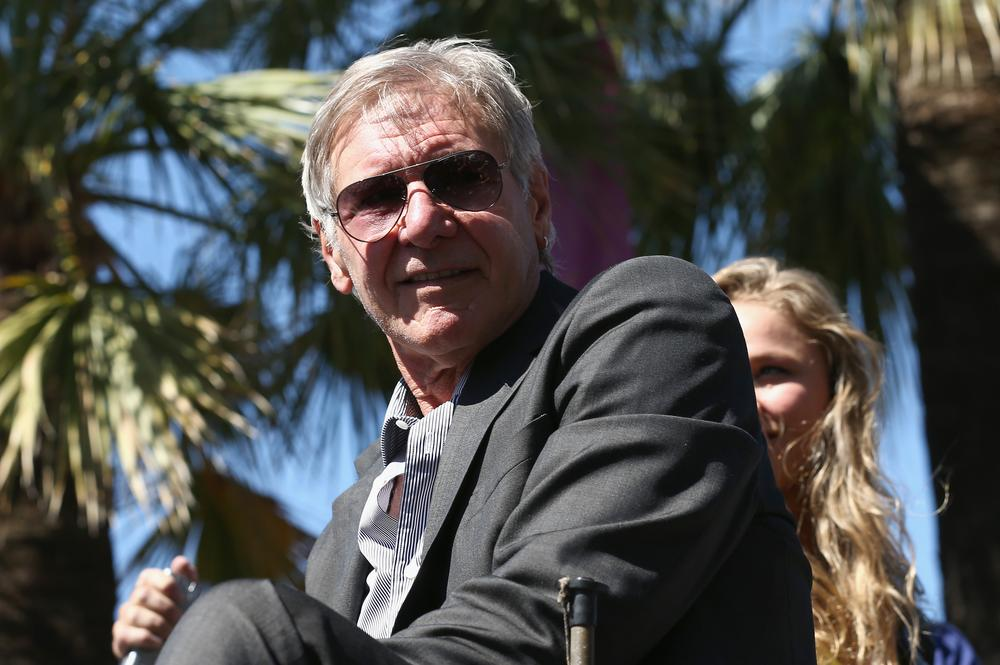 Harrison Ford keeps his lips sealed over Hans Solo appearance in Star Wars Episode 7