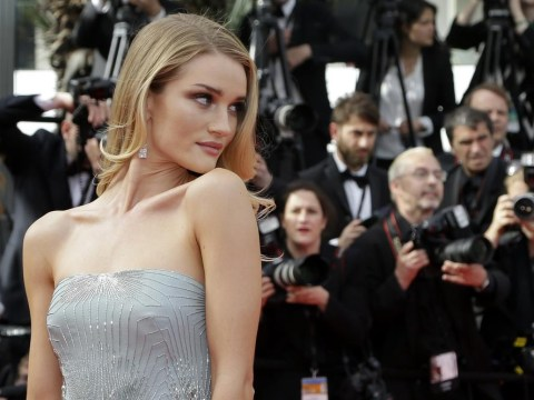 Cannes Film Festival 2014 fashion: Models Rosie Huntington-Whiteley and Cara Delevingne make Cannes their catwalk