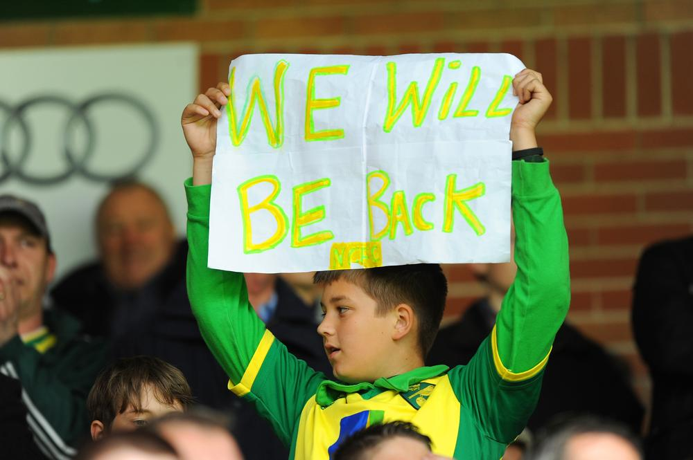 Norwich City pay price of relegation – like no longer being last up on Match of the Day