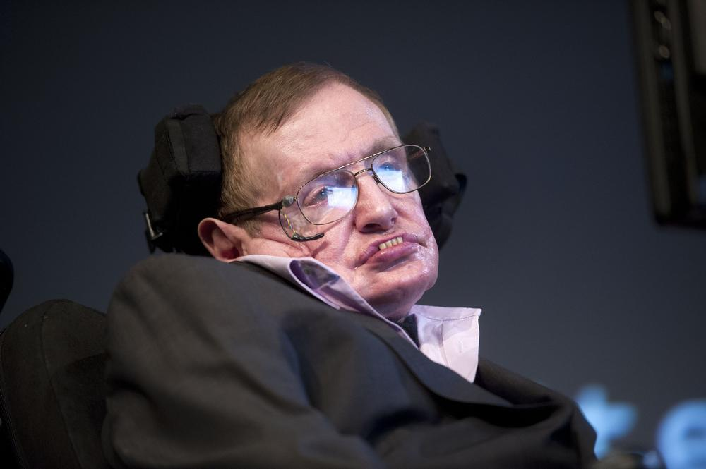 Stephen Hawking reveals five reasons why England won't win the World Cup….