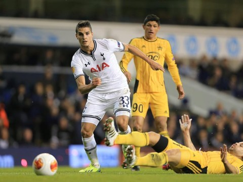 Tottenham 'put £30million Erik Lamela up for sale… for just £20million'