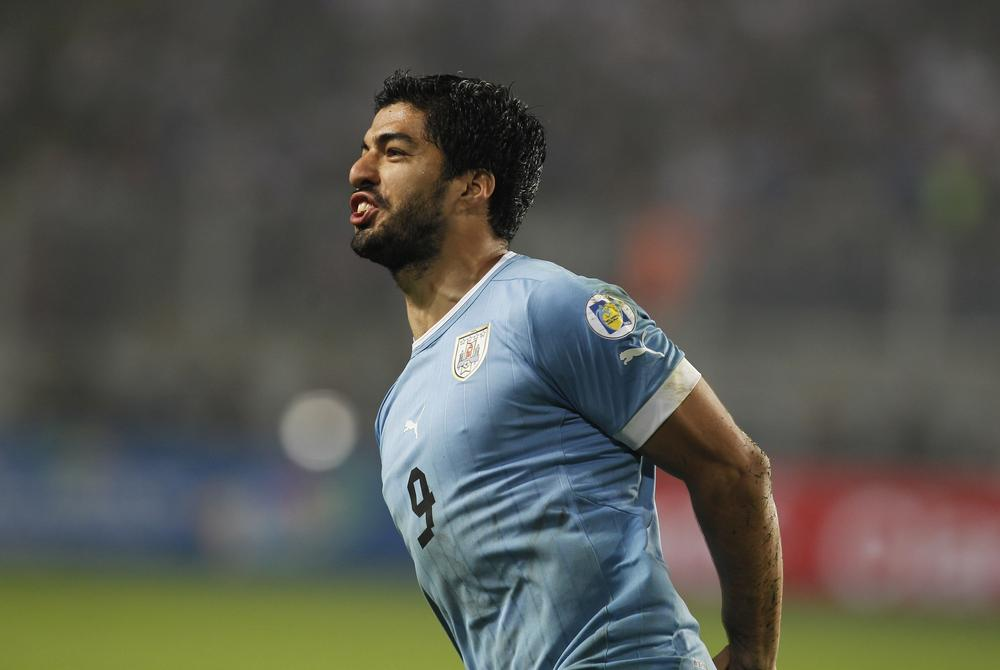 Hard labour for Luis Suarez as new Copa America means he could go ten years without a summer off