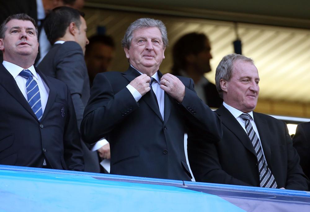 The World Cup XI England boss Roy Hodgson should pick