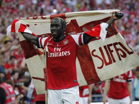 Bacary Sagna 'signs three-year Manchester City contract after quitting Arsenal'