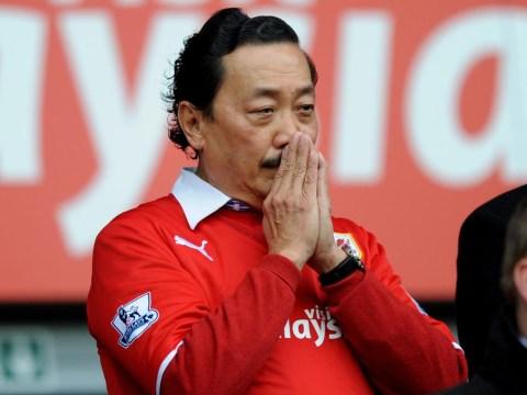 Vincent Tan deserves Cardiff City's Premier League relegation