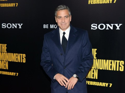 George Clooney chooses BFF Brad Pitt to be his best man
