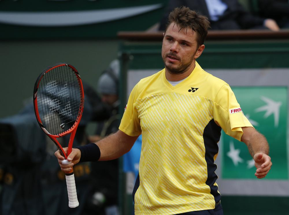 Does Stanislas Wawrinka's French Open loss highlight the strength of the 'Big Four'?