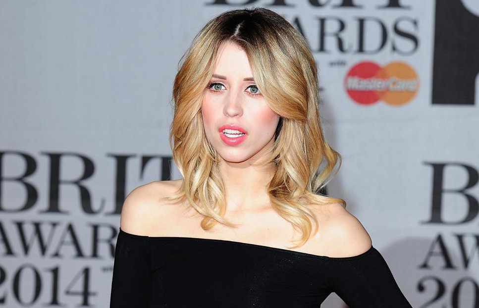 Drug syringe used by Peaches Geldof 'found in drawer at her home'