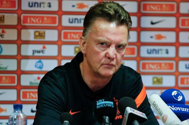 Louis van Gaal could raid his old club Bayern Munich this summer (Picture: AFP)