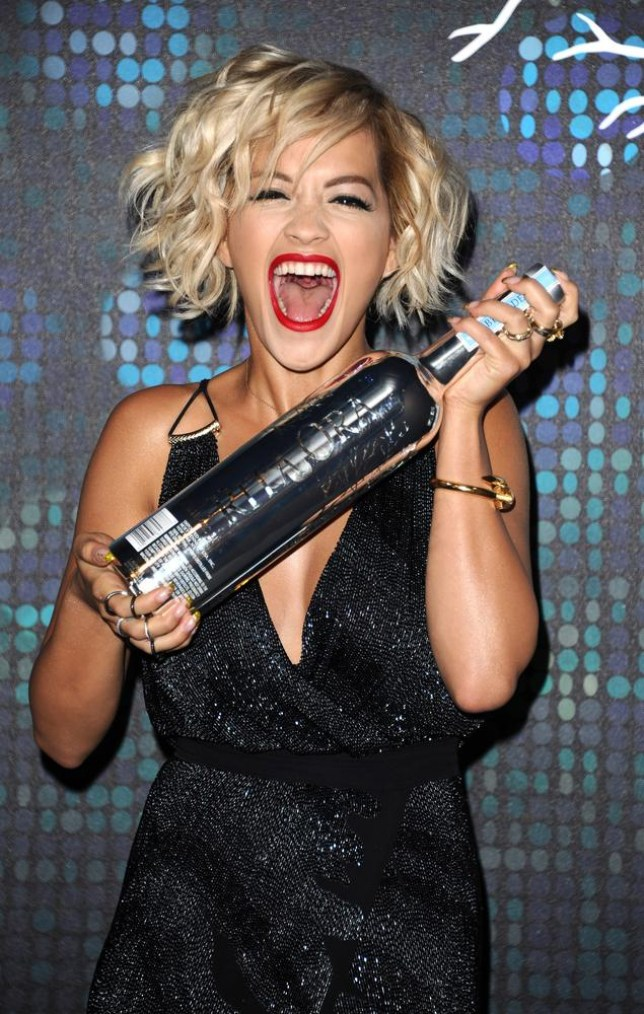 Rita Ora is living it up in Cannes (Picture: James McCauley/Invision/AP) James McCauley/Invision/AP