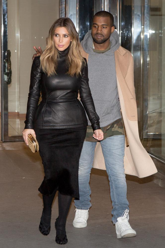 Kim Kardashian and Kanye West's wedding venue is haunted by witches, apparently
