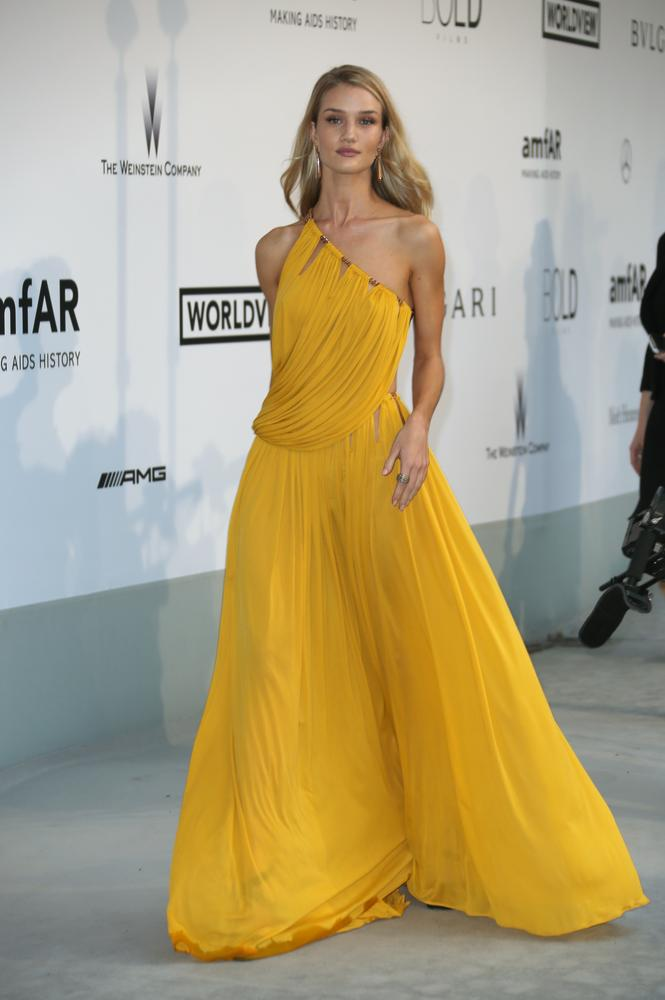 Cannes AmfAR Gala 2014 fashion: Best and worst dressed, from Rosie Huntington-Whiteley and Kylie Minogue, to Justin Bieber
