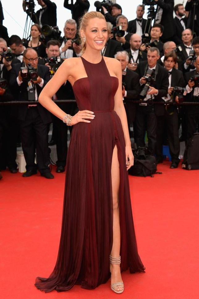 Why can't we be Blake Lively? Why? (Picture: Pascal Le Segretain/Getty Images)