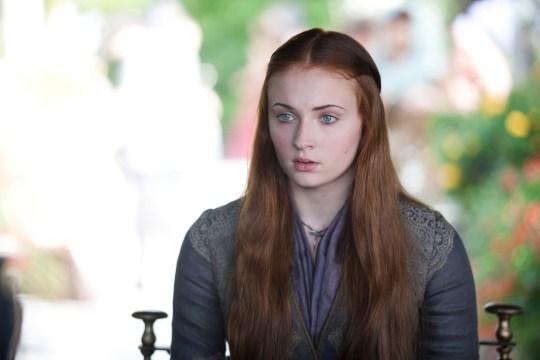 Sophie Turner, Sansa Stark, Game Of Thrones