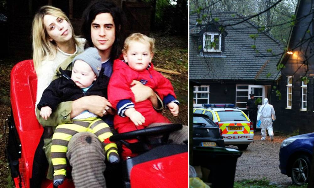 Peaches Geldof's house raided twice by thieves since her death