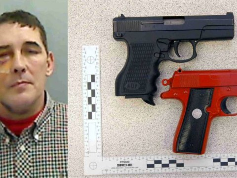 Man's 'misplaced affection' for neighbour leads to toy gun stand-off with police