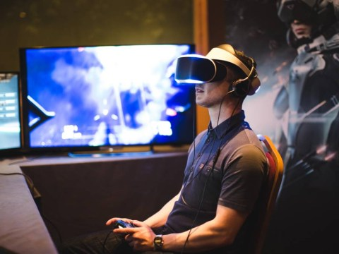 Project Morpheus: Facing off with Sony's rival to Oculus Rift