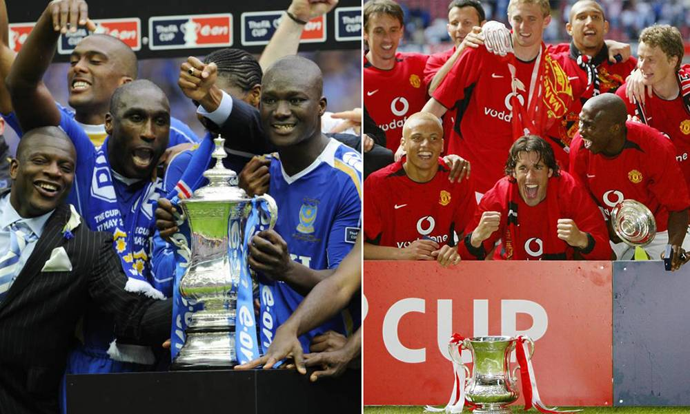 Quiz: Can you name these previous FA Cup winners ahead of Arsenal vs Hull City?