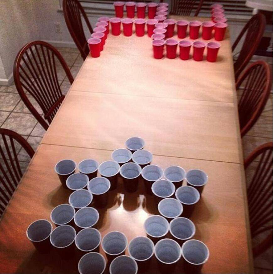 Rabbi plays down 'Jews vs Nazis' beer pong game after photos posted on Twitter