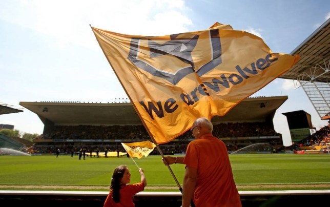 WOLVERHAMPTON, ENGLAND - MAY 03:  A general of view of Molineux during the Sky Bet League One match between Wolverhampton Wanderers and Carlisle United at Molineux on May 3, 2014 in Wolverhampton, England.  (Photo by Scott Heavey/Getty Images)