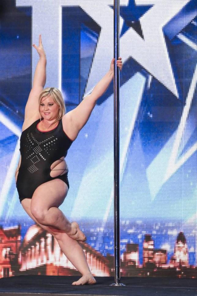 Britain's Got Talent 2014 Emma Haslam