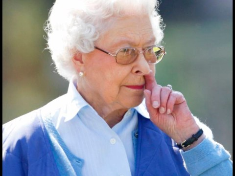 The Monarchy has bad habits too you know: The Queen leads the ranks of the right royal nose-pickers
