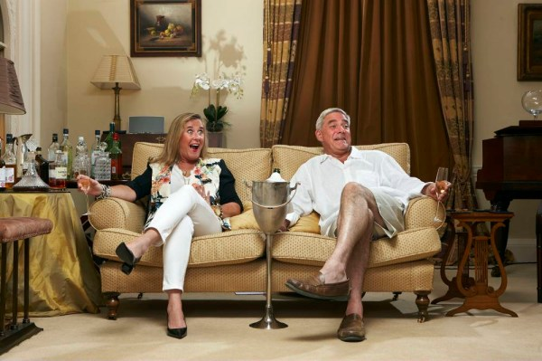 Gogglebox: Viewers left wondering where Steph and Dom are ...